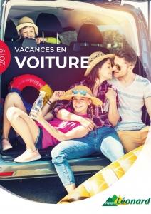 Vacances en voiture 2019