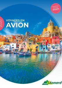Voyages en Avion Eté 2020