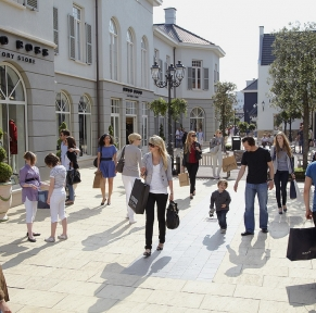 Designer Outlet Roermond Shopping