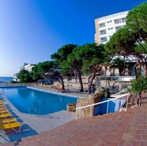 Costa Brava - Hôtel Caleta Palace ****