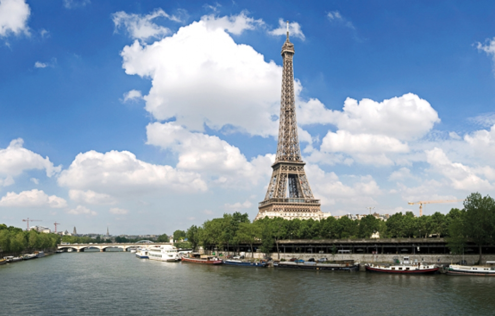 Paris panorama - � geronimo - Fotolia.com