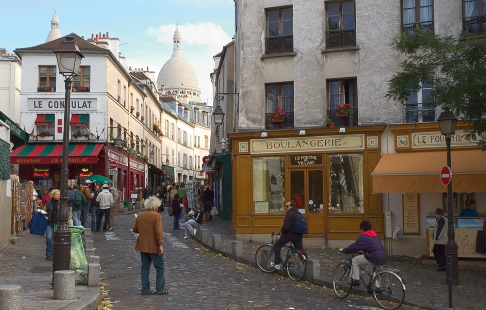 Paris, Montmartre � Paris Tourist Office - Photographe Jacques Lebar