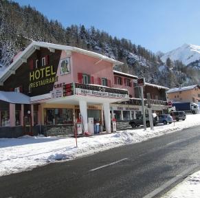 Suisse - Valais - Hôtel du Crêt ***