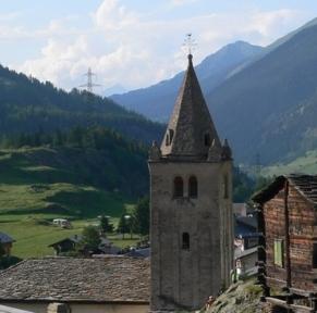 Suisse - Valais - Hôtel du Crêt *** - Arrangement Potence