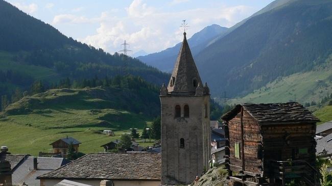 Bourg St Pierre @ Switzerlandtourism