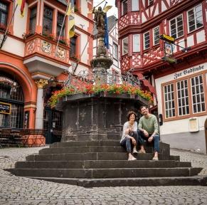Croisière-déjeuner sur la Moselle Luxembourgeoise et Bernkastel