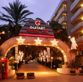 Costa Brava - Guitart Central Park - Chambre Silver communicante ****