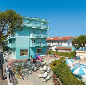 Riviera Adriatique - Park Hôtel Morigi e Ornella ***