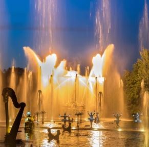 Puy du Fou : Grand Parc avec Les Orgues de Feu