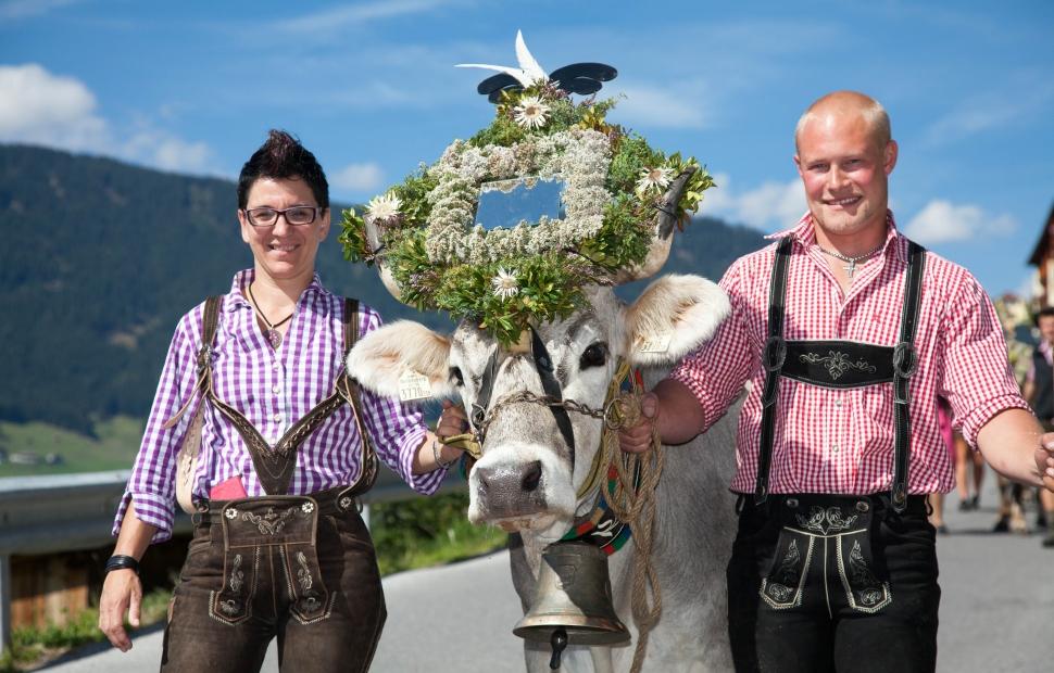 Transhumance au Tyrol (c) TirolWerbung_827816� TVB Pitztal