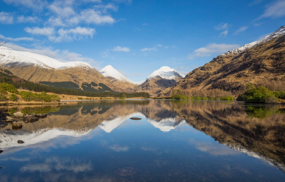 Glencoe �VisitBritain-VisitScotland