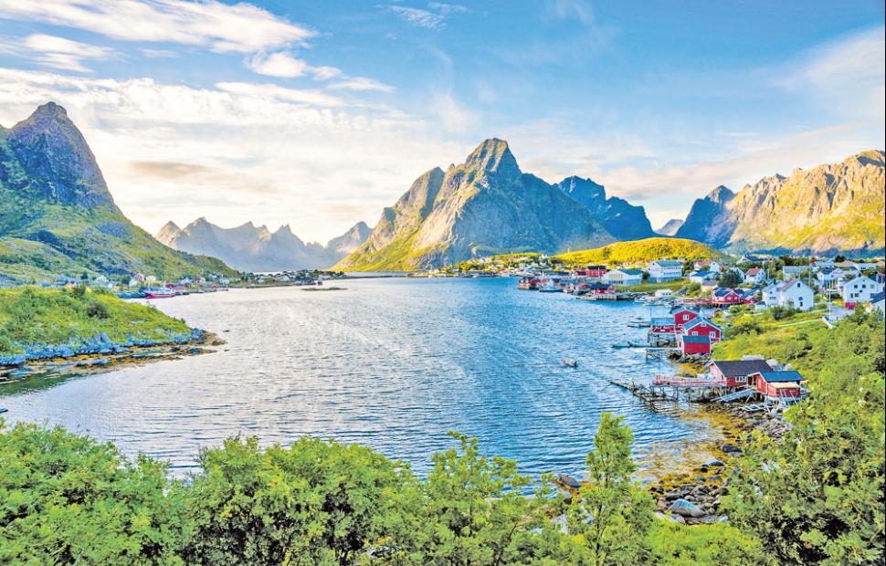Norvège (c) FOTOLIA