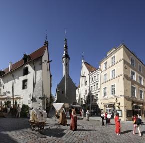 Capitales Baltes