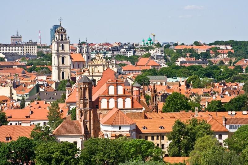Vilnius (c) Vilnius tourism - Old-Town