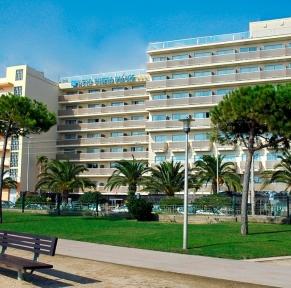 Costa Barcelona - H-TOP Pineda Palace ****