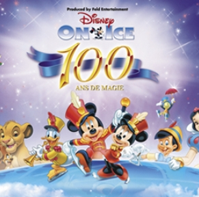 Disney On Ice 2020 : 100 ans de magie