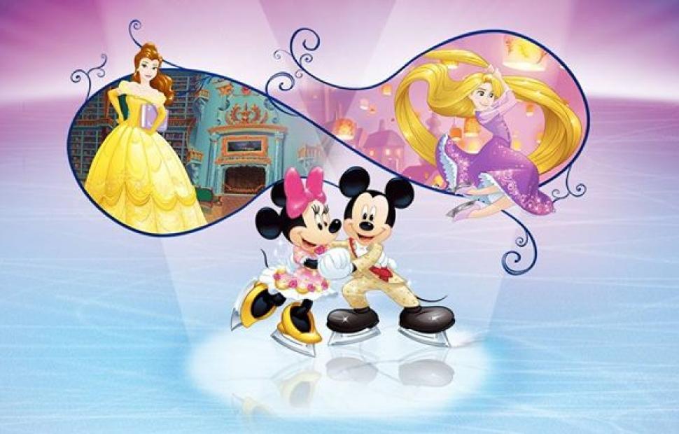 � Disney on ice