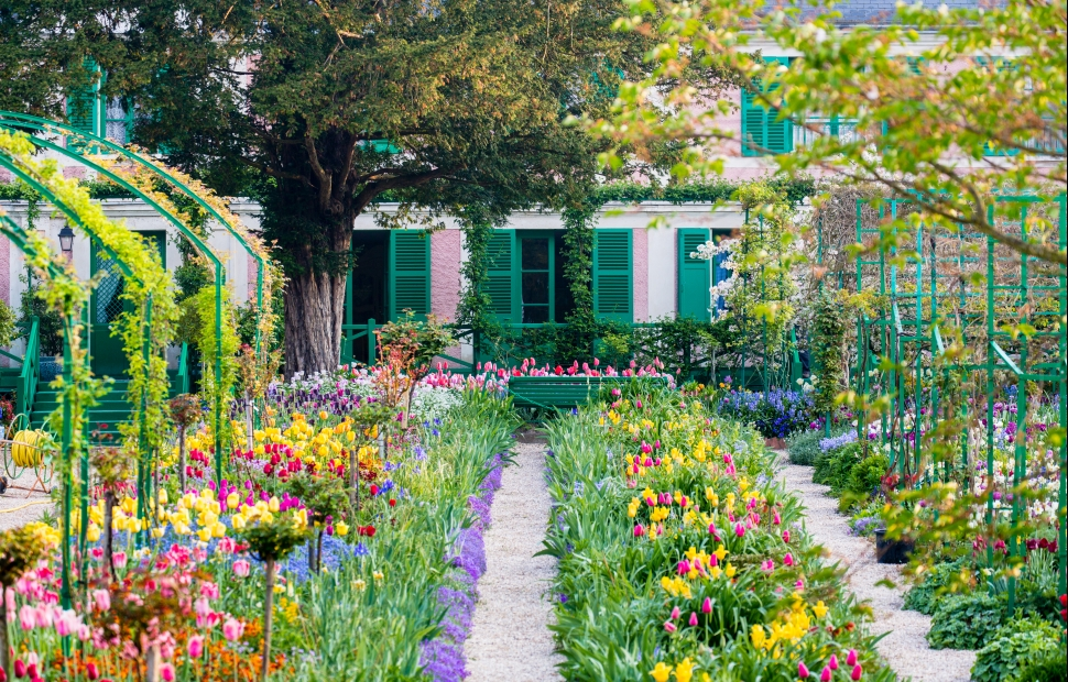 Maison de Giverny Fondation Monet (c) Thierry Houyel - 6075