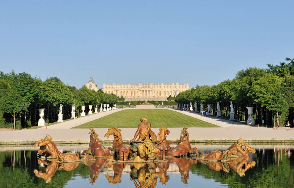 Versailles � Christian Milet