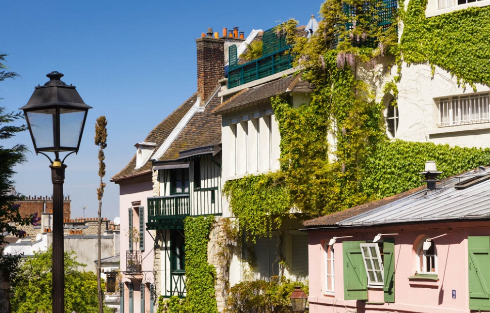 Montmartre � Paris Tourist Office - Marc Bertrand