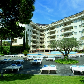 Costa Brava - Aqua Hôtel Montagut **** All inclusive