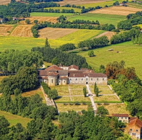Gascogne, pays de D'Artagnan