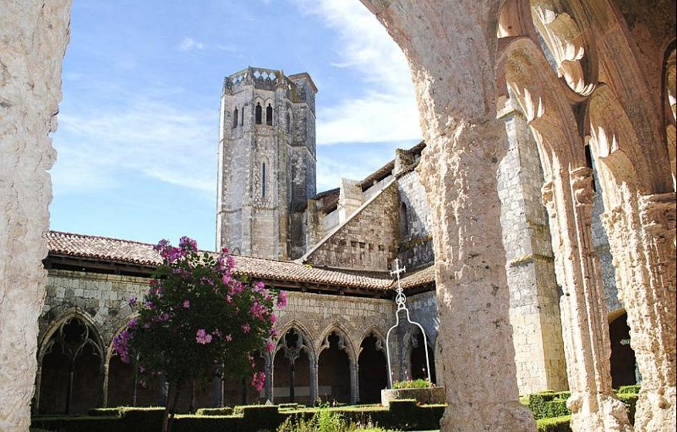 clo�tre coll�giale (c) Collection Tourisme GersOT La Romieu