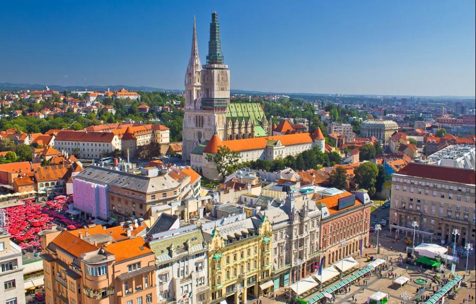 Zagreb (c) Adobe Stock