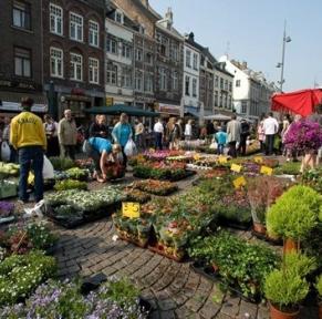 Marché hebdomadaire de Maastricht