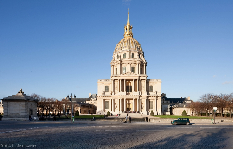 H�tel des Invalides � Paris Tourist Office - Jacques Lebar