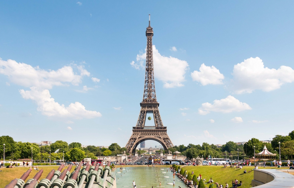 Tour Eiffel � Paris Tourist Office - Sarah Sergent