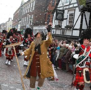Marchés de Noël à Canterbury et Rochester