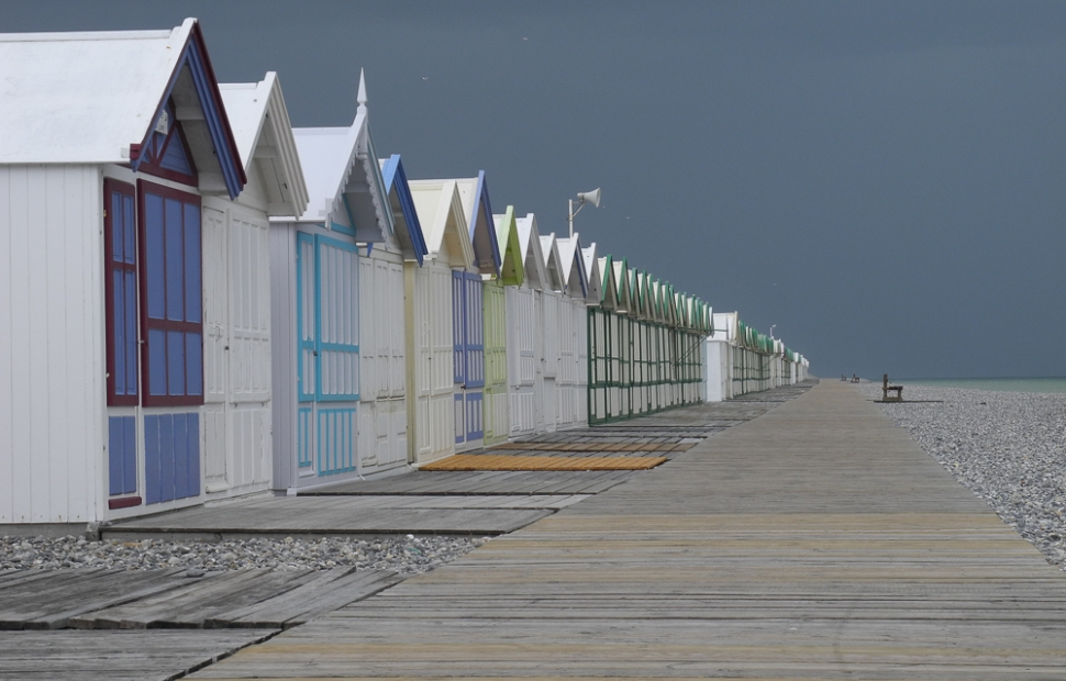 Cabanons Baie de somme (c) CDTSomme-