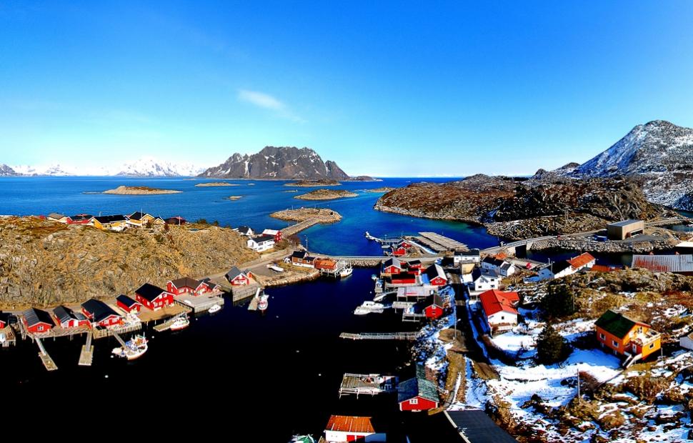Sandoy-and-Vestvagoy-Lofoten-islands. (c) Making View - Visitnorway.com