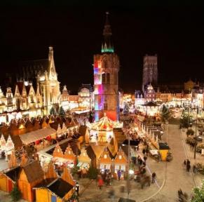 Marchés de Noël à Lille