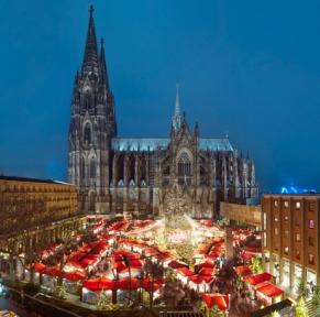 Marchés de Noël à Cologne
