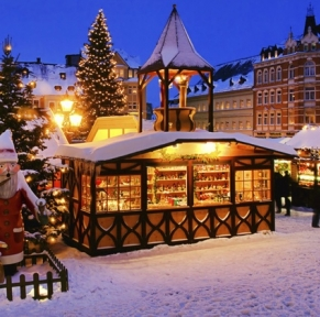 Marchés de Noël à Dusseldorf
