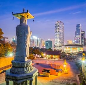Corée du sud, pays du matin calme