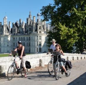 La Loire à vélo, une route touristique unique en France