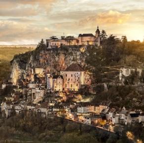 Haut-Quercy, villages de caractère