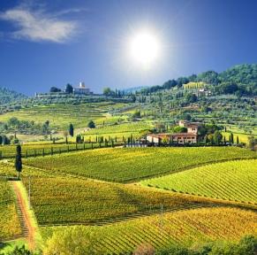 Mélange subtil entre Toscane et Ombrie