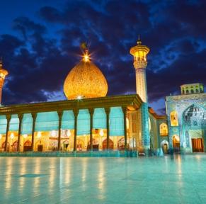 Iran, la Perse des mille et une nuits