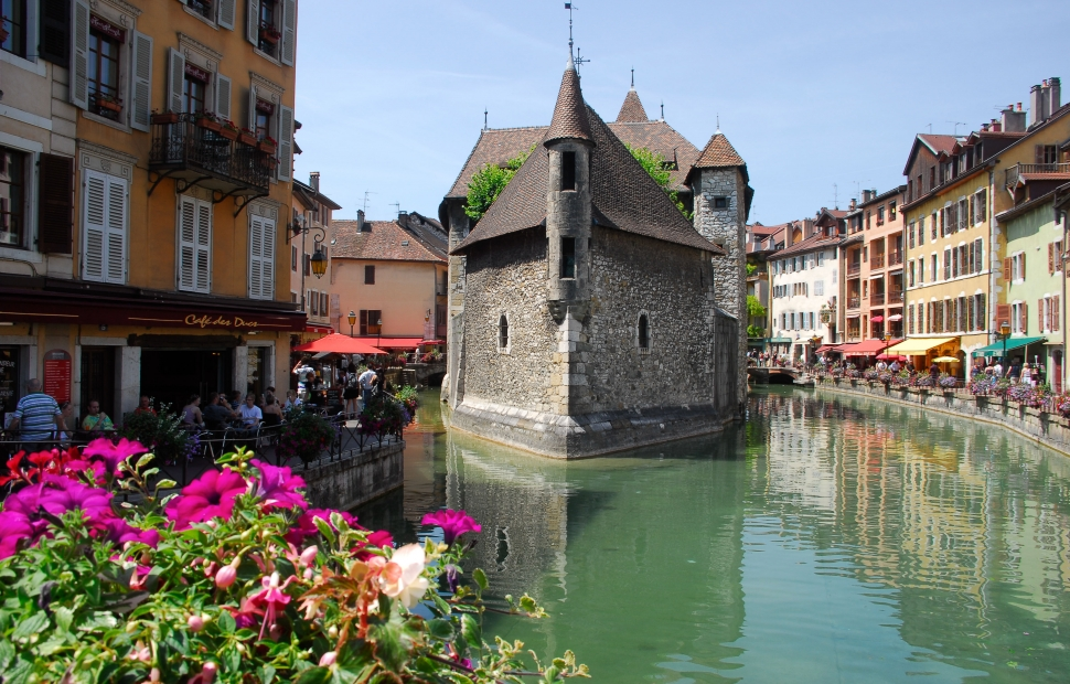 Annecy (c) OT Lac d'Annecy