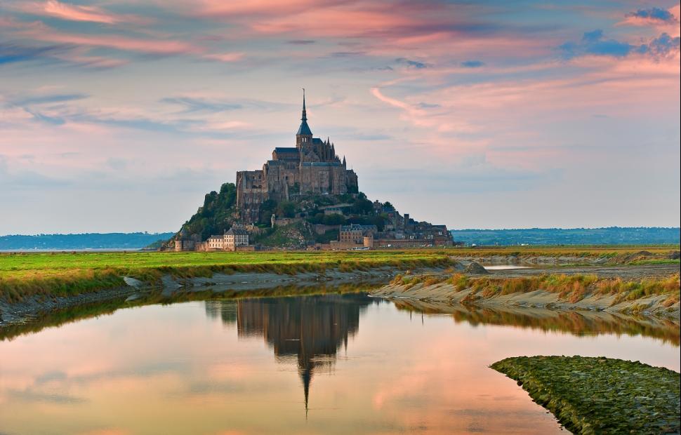 Mont-St-Michel (c) LE ROUGE MarcLE ROUGE Marc