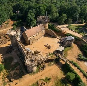 L'Yonne : châteaux et secrets de Bourgogne