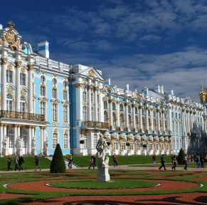 De Moscou à St Petersbourg