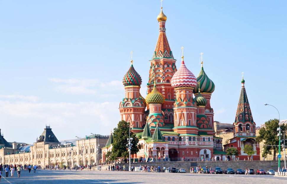 Moscou, le Kremlin  � Fotolia