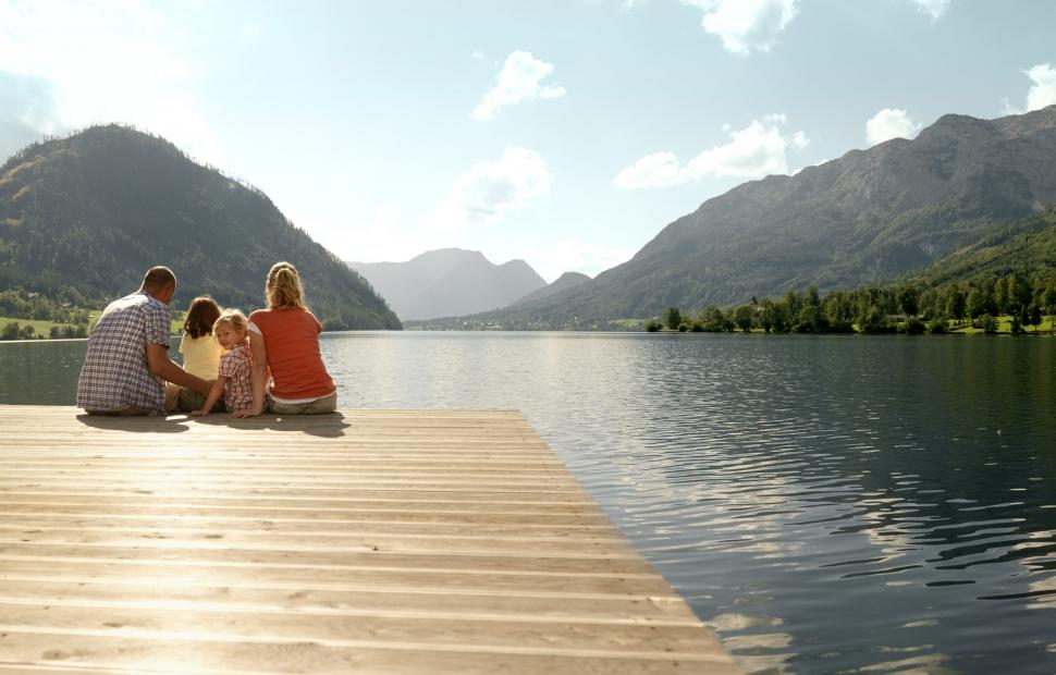 Lacs de Salzkammergut - �sterreich Werbung - Wolfgang Zajc