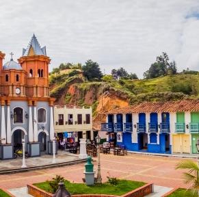 La Colombie, le pays de l'El Dorado