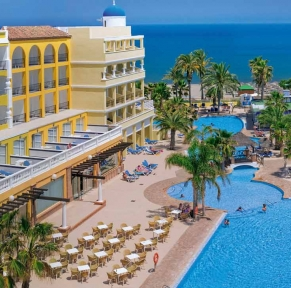 Costa de Almeria - Hôtel Mediterraneo Park ****